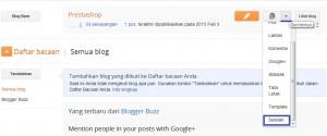 Setting Blogspot Menggunakan DNS Management PusatHosting